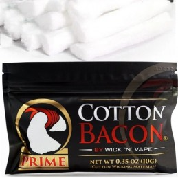 Wick N Vape Cotton Baccon...
