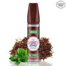 Dinner Lady Mint Tobacco 50ml