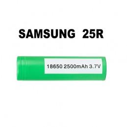 Pilha 18650 Samsung 25-R