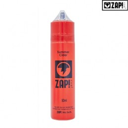 Zap Juice Summer Cider 50ml