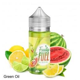 Fruity Fuel GREEN oil...